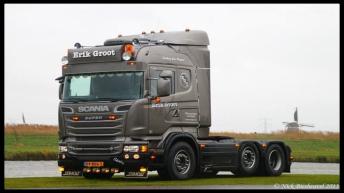 Scania R500 voor Erik Groot