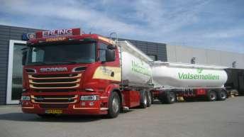 Scania R520 voor Erling Transport (DK)