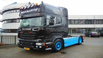 Scania R520 voor Rob Aarts
