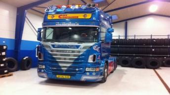 Scania R730 voor City Container (DK)