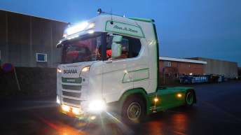 Scania S520 Nextgen voor Steen M. Hansen (DK)