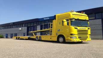Scania R520 voor Hendriks Lottum