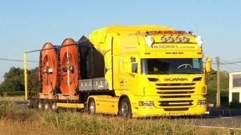 Scania R500 voor Hendriks Lottum