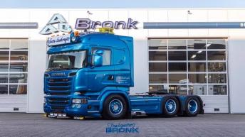 Tweedehands Scania R520 voor Jesse Lambregts