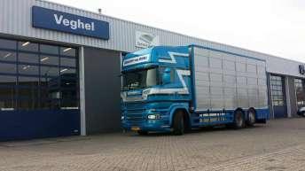 Scania R520 voor Jeroen van Oort