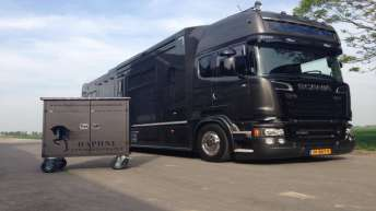 Scania R520 voor Van Peperstraten Group