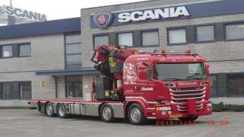 Scania R520 voor De Kok