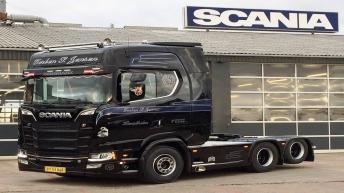 Scania S650 voor Torben Stenderup Jensen (DK)