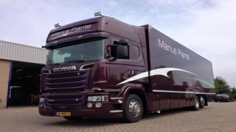 Scania R580 voor Jos Bouman