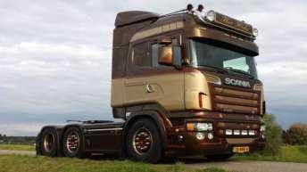 Scania R620 voor Theo Hoks