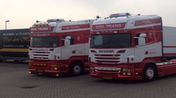 Tweedehands Scania R560 voor Eda Trans