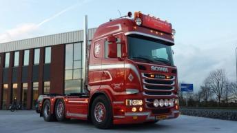 Scania R520 voor A.J. Kortenoever