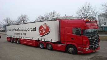 Scania R560 voor Ages Heftruck Verhuur