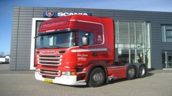 Scania R500 voor Peter Jensen (DK)