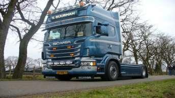 Scania R620 voor S. Buurman