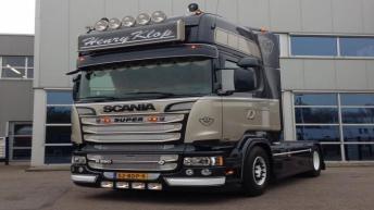 Scania R520 voor Henry Klop