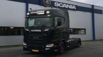 Scania S520 voor Noorman