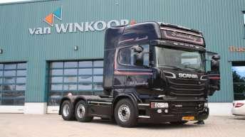 Scania R520 voor Zwanenburg