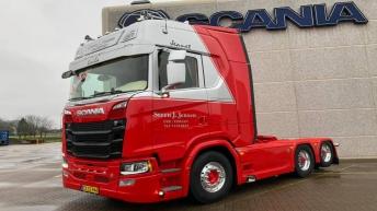 Scania 650S voor Steen J. Jensen (DK)