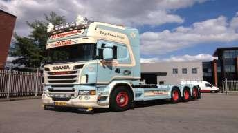 Scania R620 voor P.J. Hoogendoorn