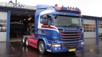 Scania R580 voor Jørgen Hemmingsen
