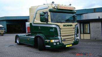 Scania R560 voor Gerbuvet B.v.