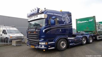 Scania R520 voor Jan Jansen