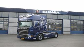 Scania R620 voor Sia-Vonk