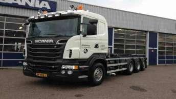 Scania R500 voor Schuilenburg B.v.