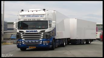 Scania R500 voor Sluimers