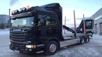 Scania R730 voor Jørn Vanem (NO)