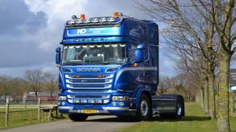 Scania R520 voor KD Transport