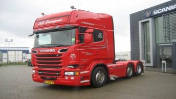 Scania R520 voor Kenneth Buch (DK)