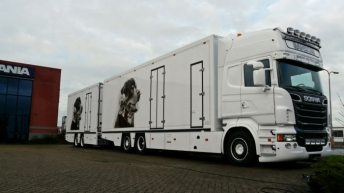 Scania R730 voor Ransom