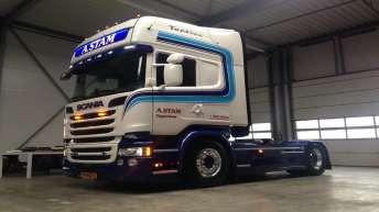 Scania V8 R520 - A. Stam Opperdoes V.O.F.