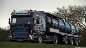 Scania R500 in bestelling voor PGA transport