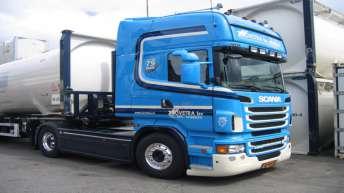 Scania R500 voor Hovetra