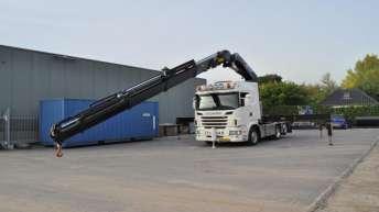 Scania R500 voor Wim Zeger