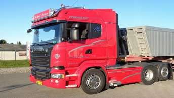 Scania R580 voor Michael Nielsen