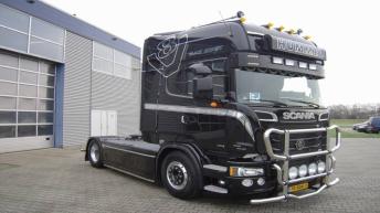 Scania R520 voor John Hummel