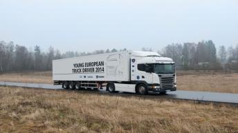 Scania YETD van start
