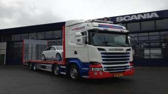 Scania R520 voor Instant Apeldoorn B.V.