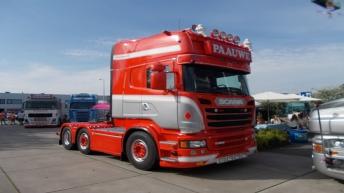 Scania R520 voor Paauwe