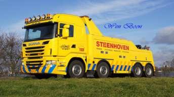 Scania R500 voor Steenhoven