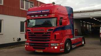 Scania R500 voor Rossenaar Edam