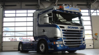 Scania R500 voor A. Jumelet