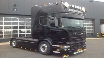 Scania V8 R730 - Jelse Vos (1/2)