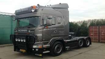 Scania R500 voor Erik Groot (update 29-4)