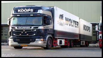 Scania R500 voor Koops
