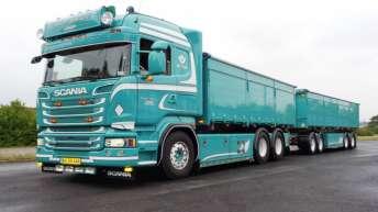 Scania R730 voor Jakob Pedersen